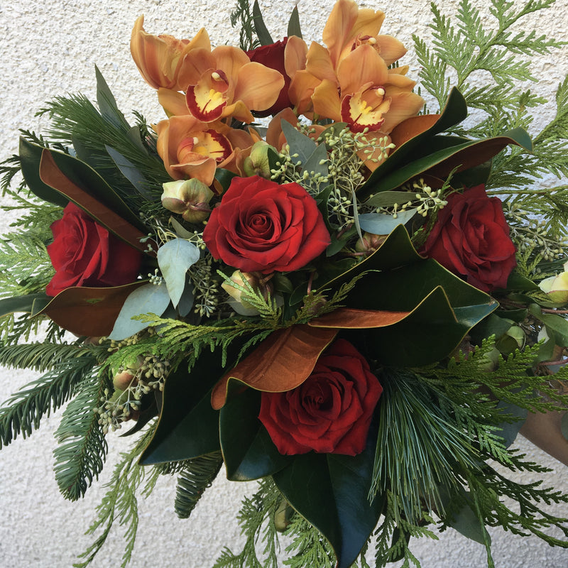 Red Roses - Limelight Floral Design