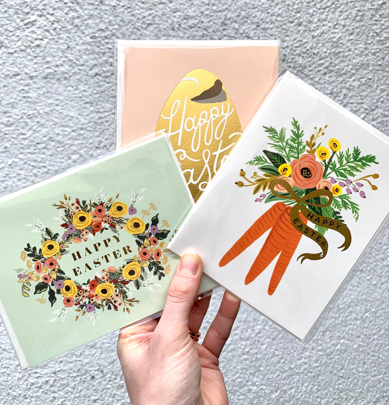Rifle Paper Easter Cards