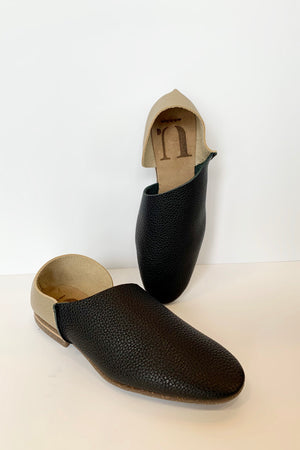 Open Side Slip-On