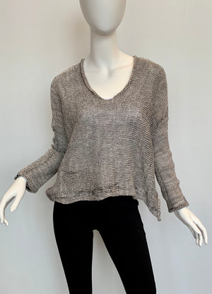 Rio Crop Sweater