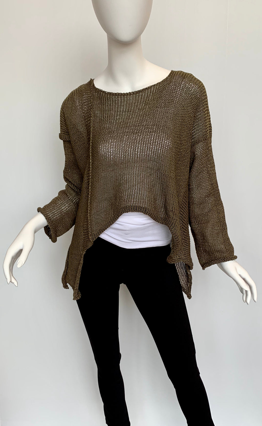 Omi Knit Crop