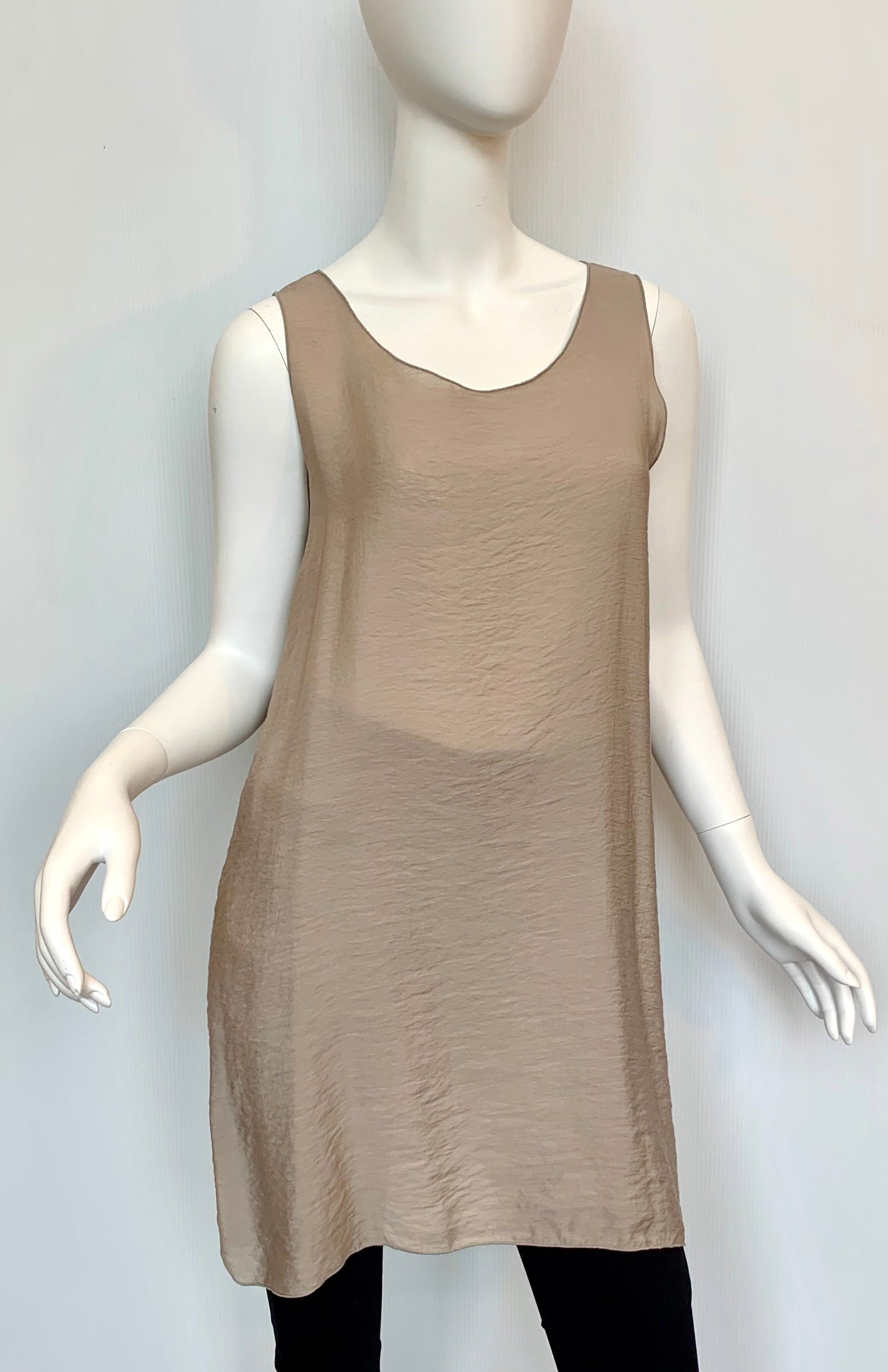 Layering Tunic (multiple colors)