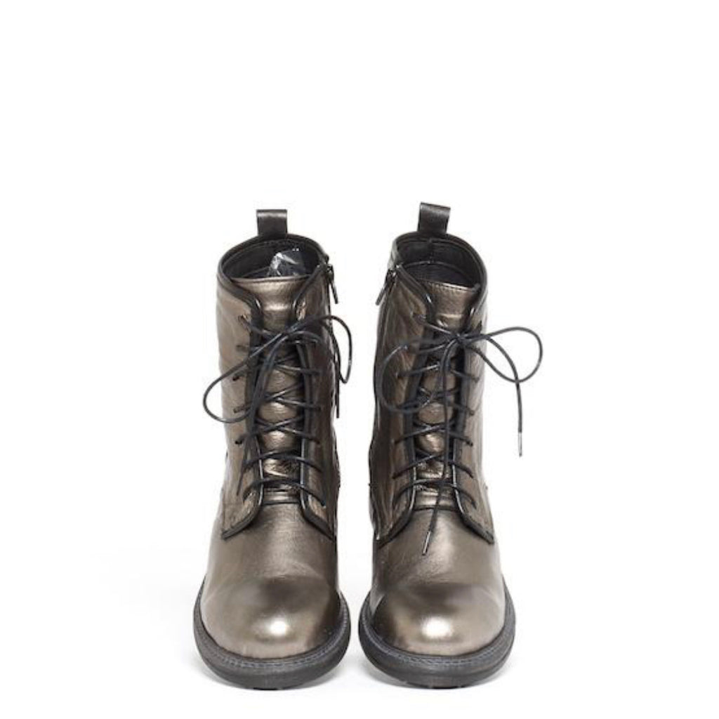 Mandy Combat Boot