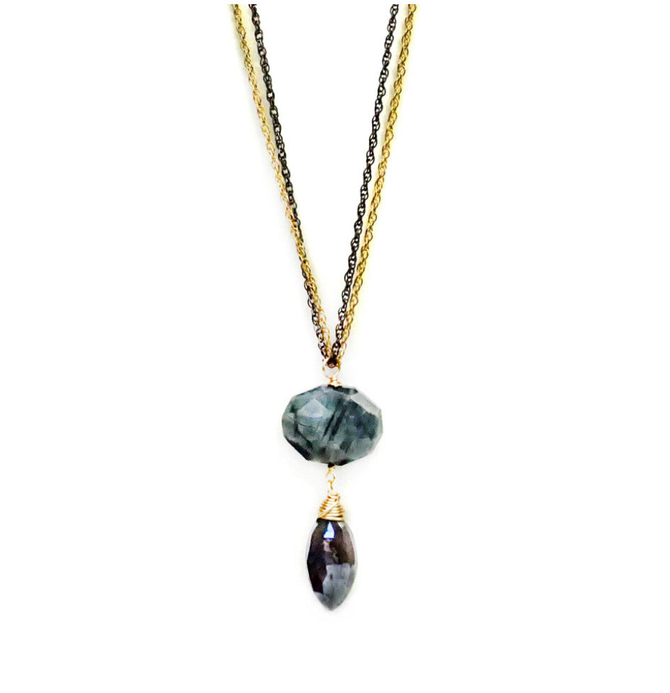 Cats Eye Necklace