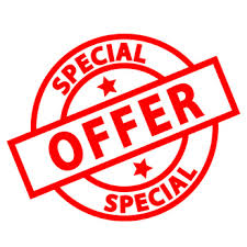 ** Special Offers**