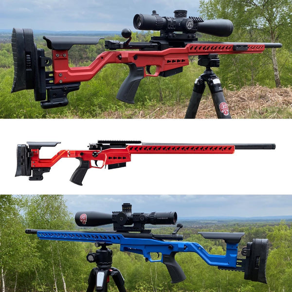 Accuracy International AT-X Competition Rifle