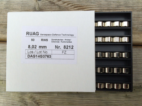 Ruag (RWS) Boxer Primers