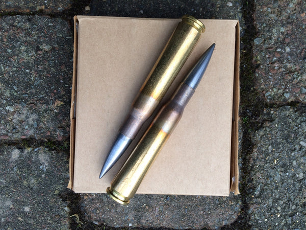 .50 Cal (12.7 X 99) Match Ammunition