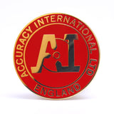 Accuracy International - Lapel Pin Logo