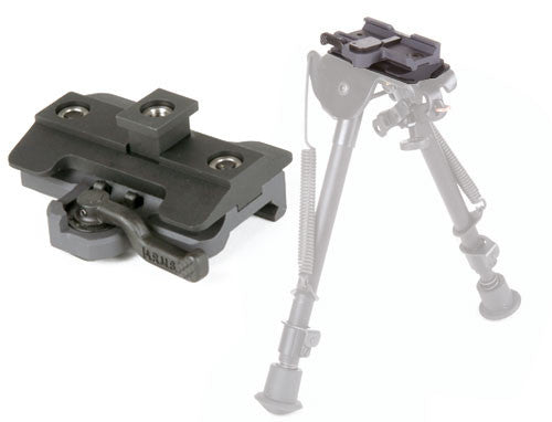 #32 Throw Lever Mount for Harris Bipod