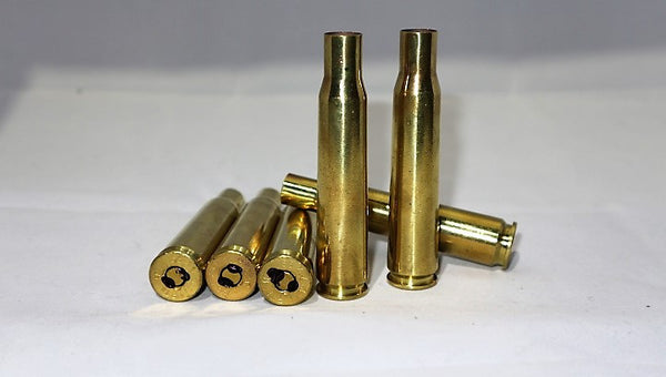 .50 BMG (12.7 x 99) New Brass boxer Primed cases.