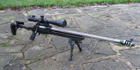 Voere LBW Bolt Action Precision Rifle - 6.5 x 47 Lapua