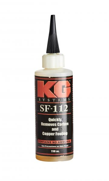 SF-112 Carbon / Copper Remover 4oz