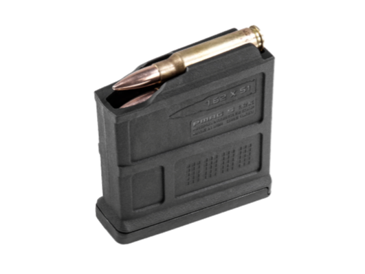 Magpul PMAG 5 .308/ 7.62 polymer magazine to fit AICS short action - Part # Mag 549