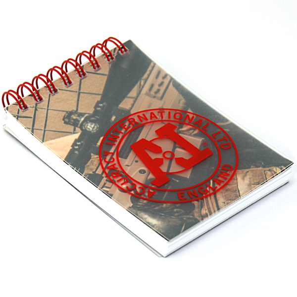 Accuracy International - A7 Notebook