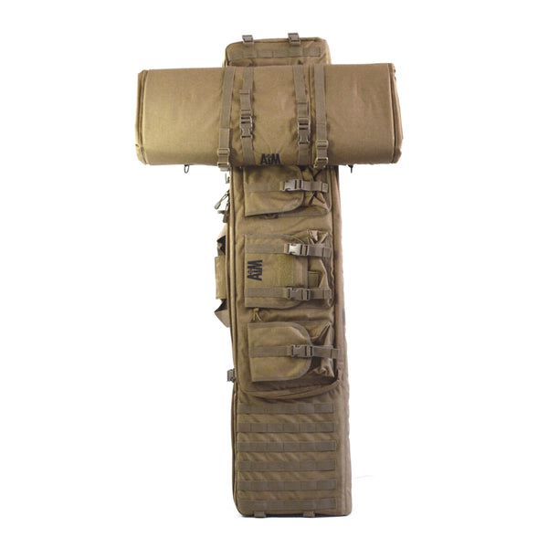 AIM - Scout 50 Dragbag / Shooting Mat Combination