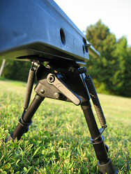 "PODLOCK for the Harris ""S"" Swivel Head Bipod"