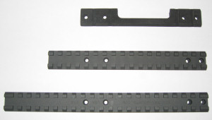 Picatinny Rails (Steel) for Remington 700