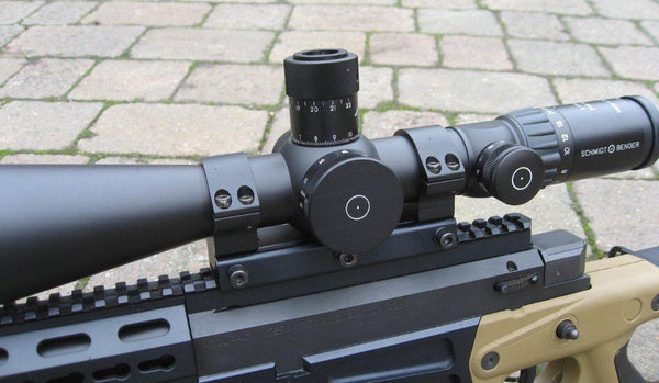 5-25 x 56 PMII Scope