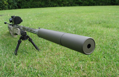 Sound Suppressor for AW Rifles