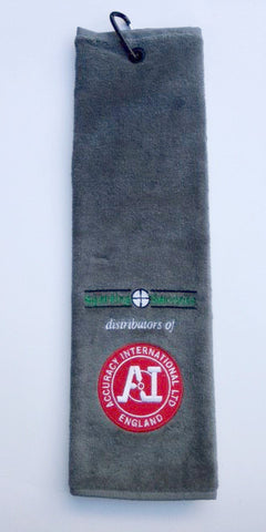 Sporting Services Target Shooters Hand Towel