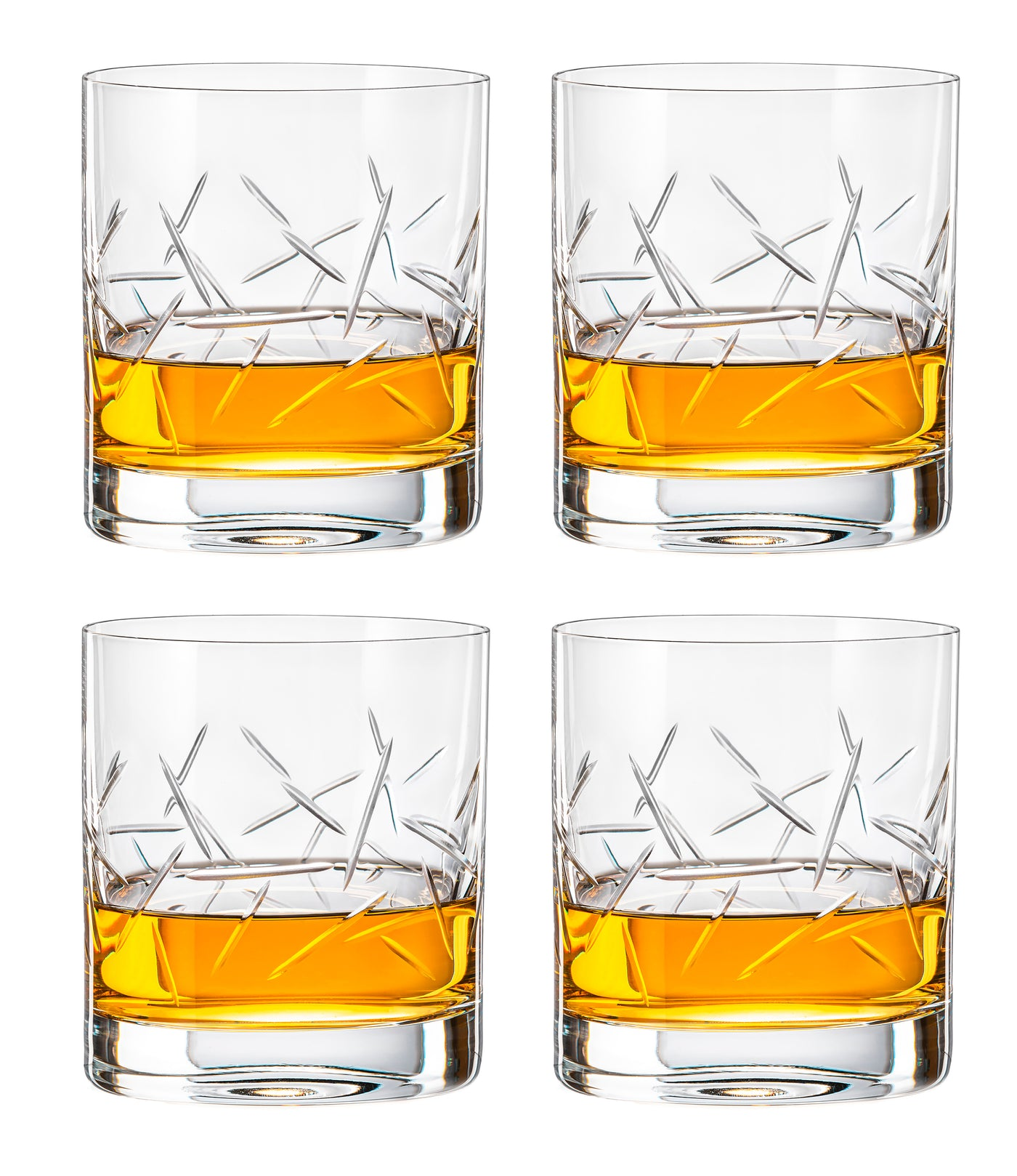 Double Old Fashioned Tumblers