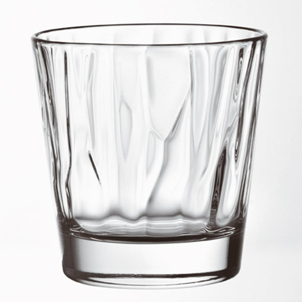 European Lead Free Crystalline Double Old Fashioned Tumbler - 11 Oz. - Set of 6