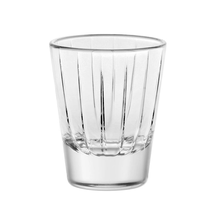 European Lead Free Crystalline Whiskey Shot Glasses- 2.6 oz., Set of 6