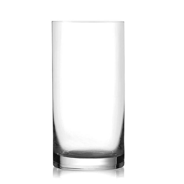 European Lead Free Crystalline Highball Tumbler - 18 Oz.- Set of 6