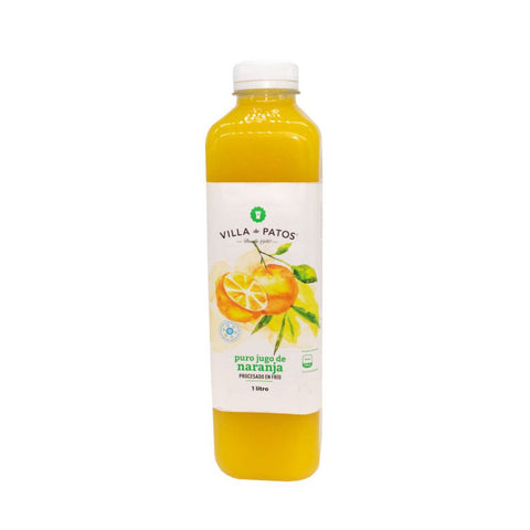 Jugo de naranja cold press 1lt