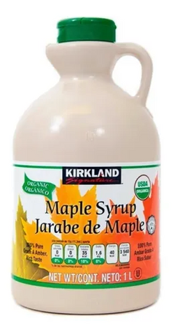 Miel de Maple Orgánico 1L