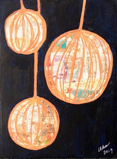 Cindy McMath, Summer Lanterns