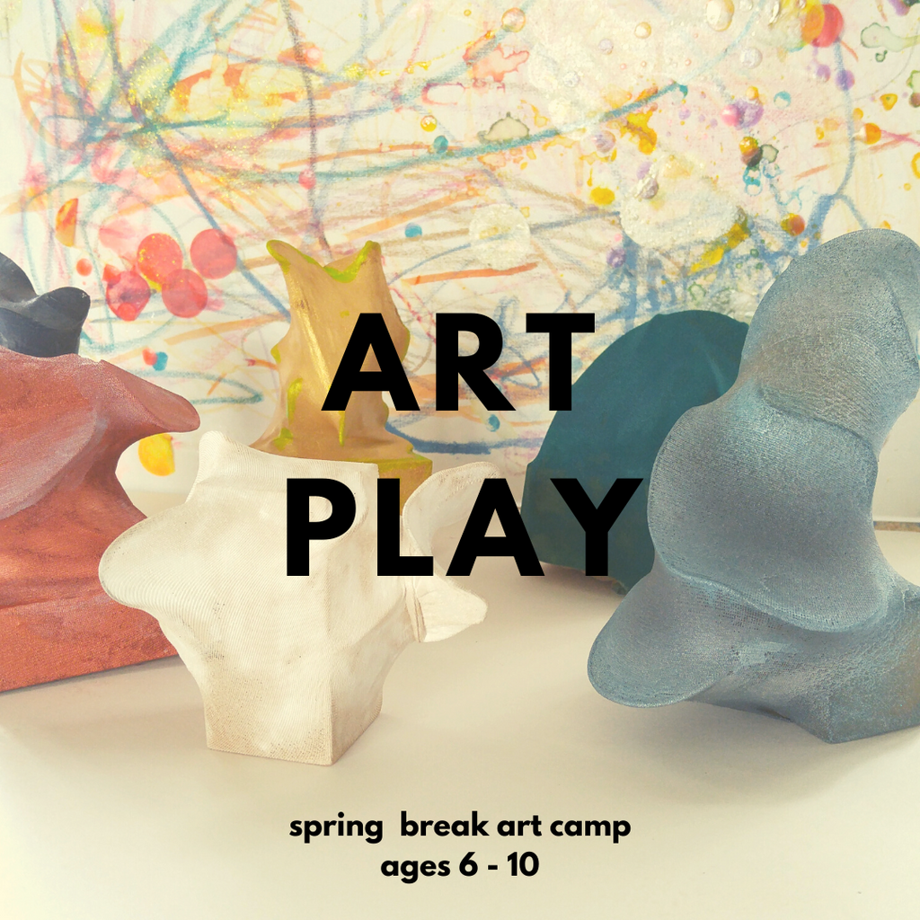 Art Play (Spring Break Art Camp | ages 6-10)