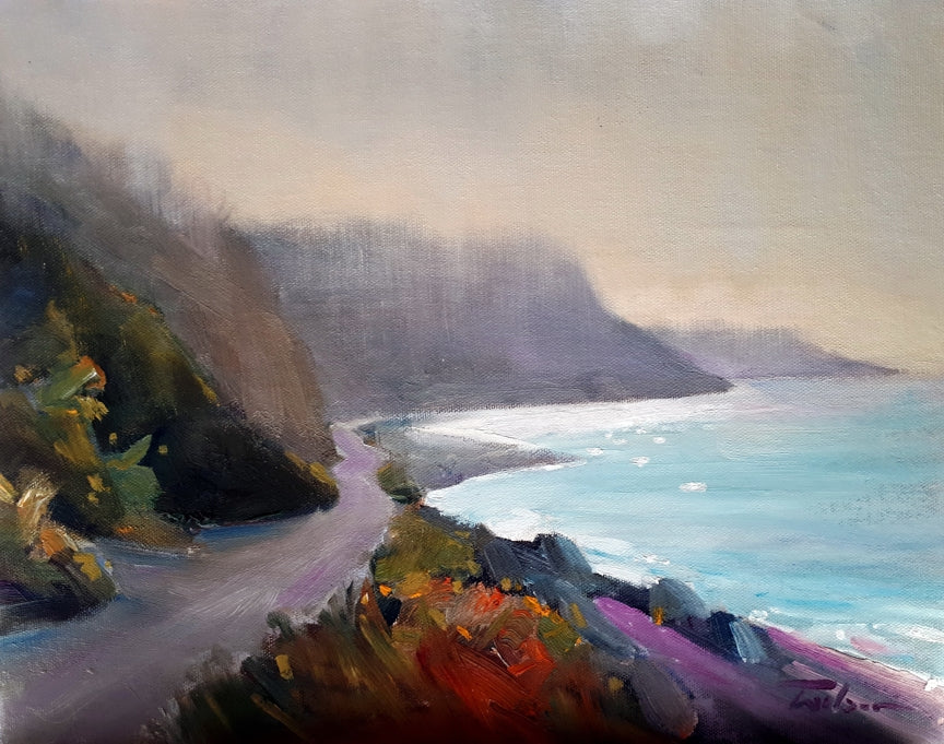 Ron Wilson, Dallas Road Cliffs