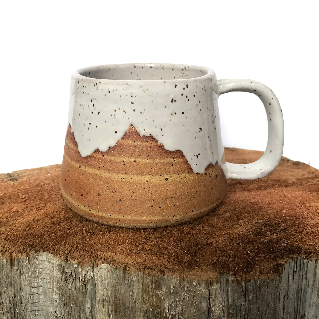 Swirl Mountain Mug - Medium
