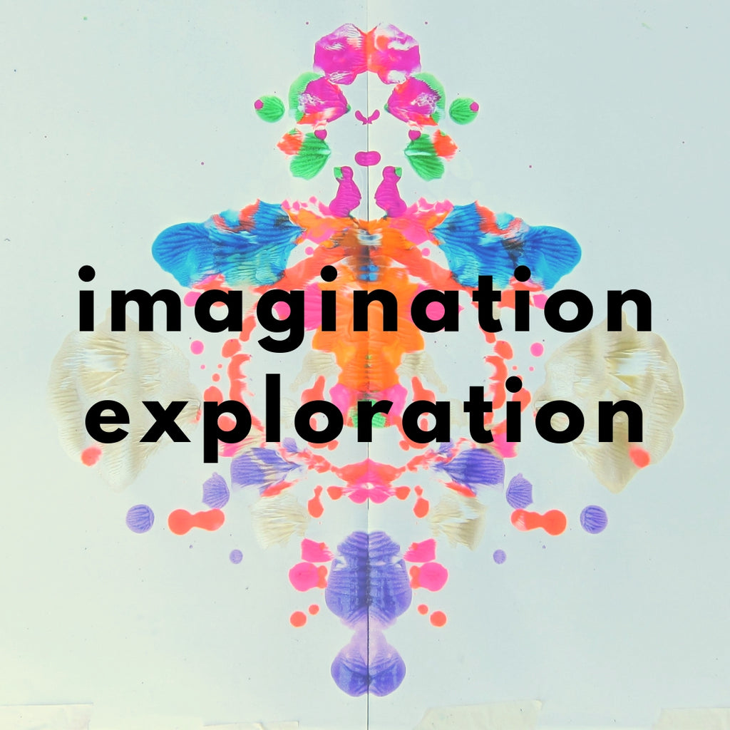 Imagination Exploration (SUMMER CAMP 2019 | ages 7-12)