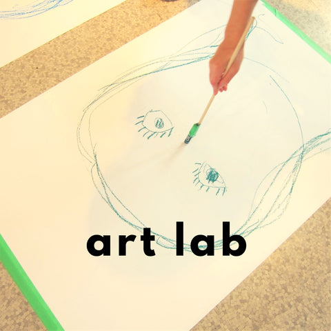 Art Lab (Spring 2019 | ages 7-12)