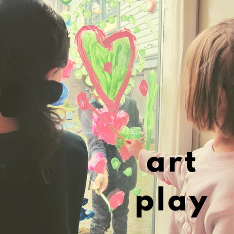 Art Play (SUMMER CAMP 2019 | ages 4-6)