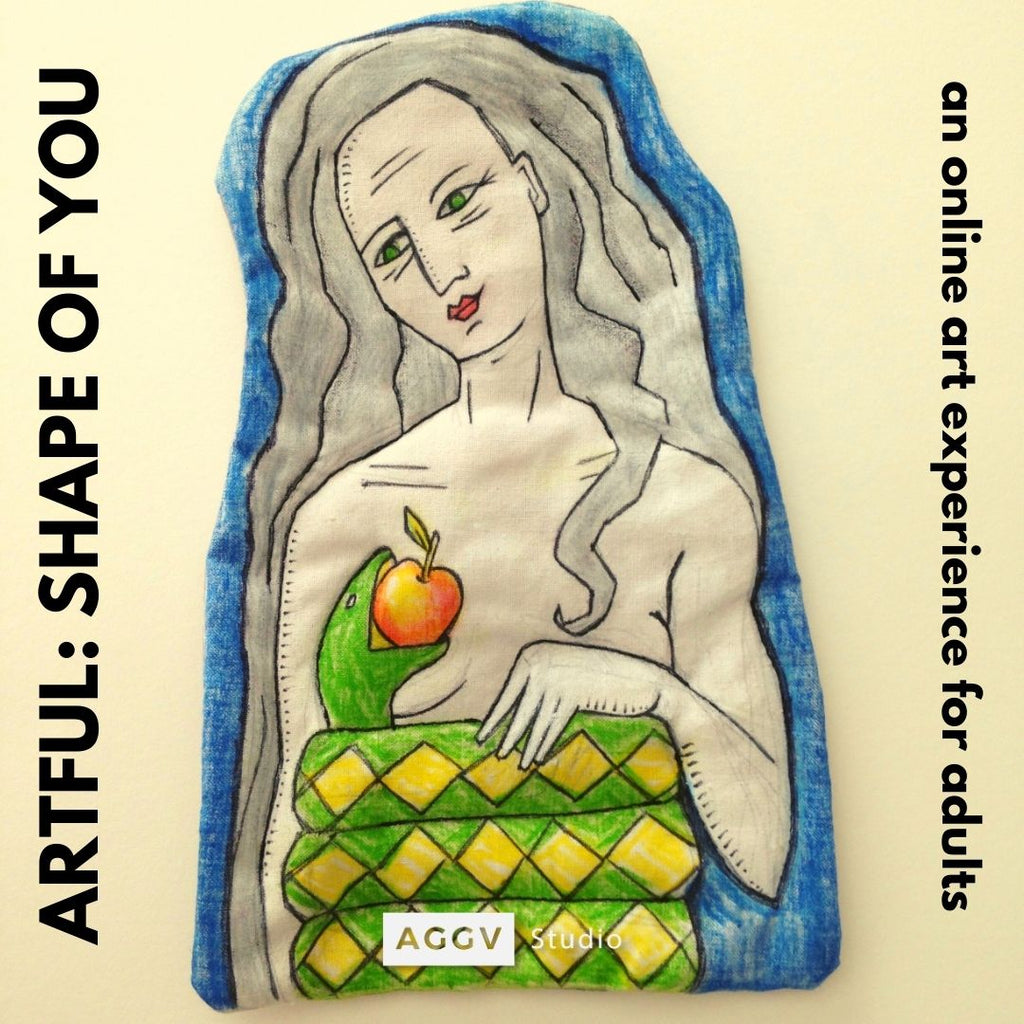 artful: Shape of You (Fall 2020 | adult class | online)