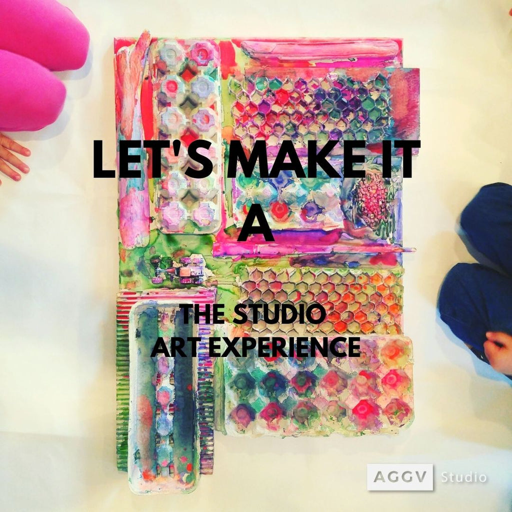Let's Make It - A (Fall 2020 | ages 6-12 | in-person)
