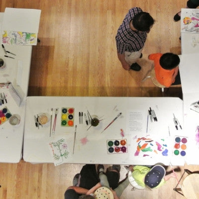 Experiments in Art...and Play! | Saturdays, Sep 24 - Nov 26