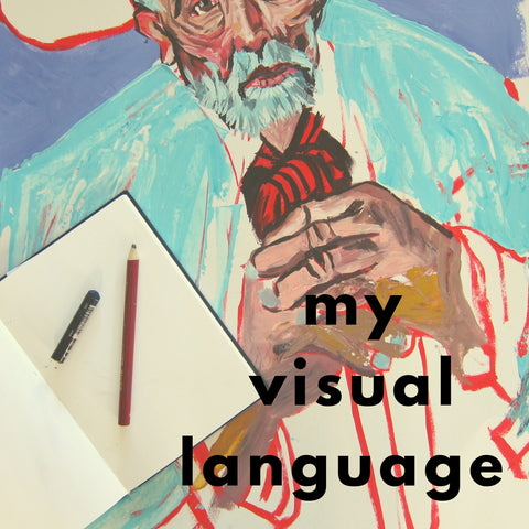 My Visual Language (SUMMER CAMP 2019 | ages 12-16)