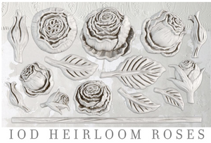 Heirloom Roses Mould