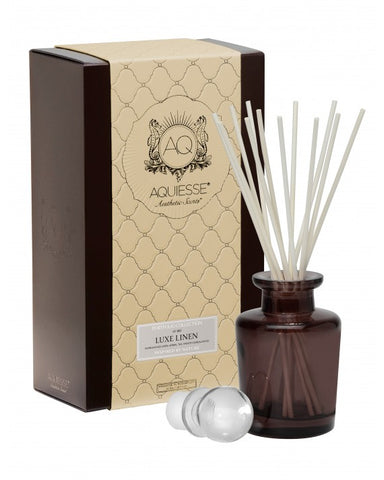 Luxe Linen - Reed Diffuser Gift Set