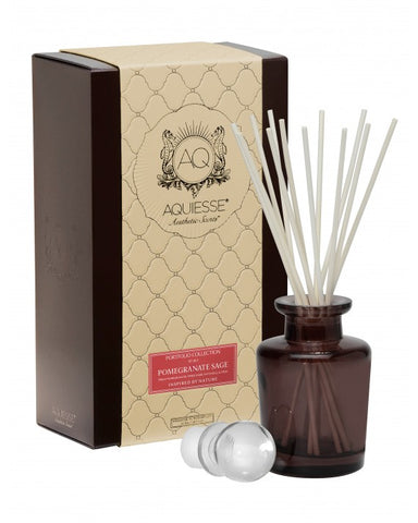 Pomegranate Sage - Reed Diffuser Gift Set