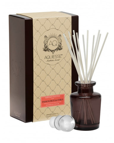 Passion Fruit & Citrus - Reed Diffuser Gift Set