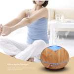 Ultrasonic Essential Oil Diffuser for Aromatherapy