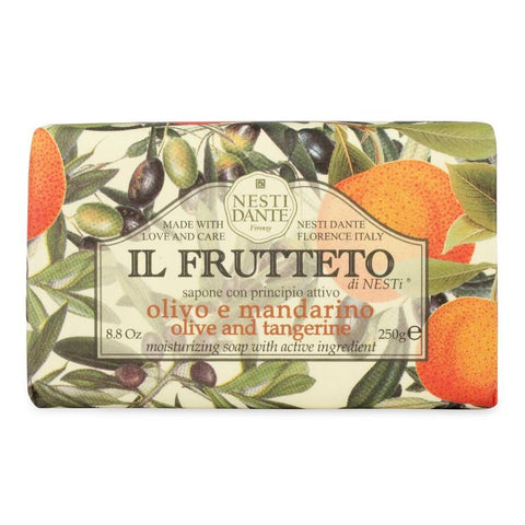 Olive Oil and Tangerine Soap