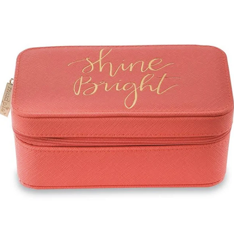 Jewelry Case - Coral
