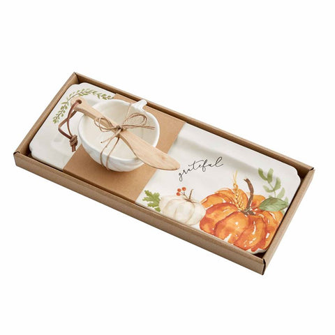 Pumpkin Appetizer Set